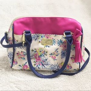 Floral Betsey Johnson Crossbody bag
